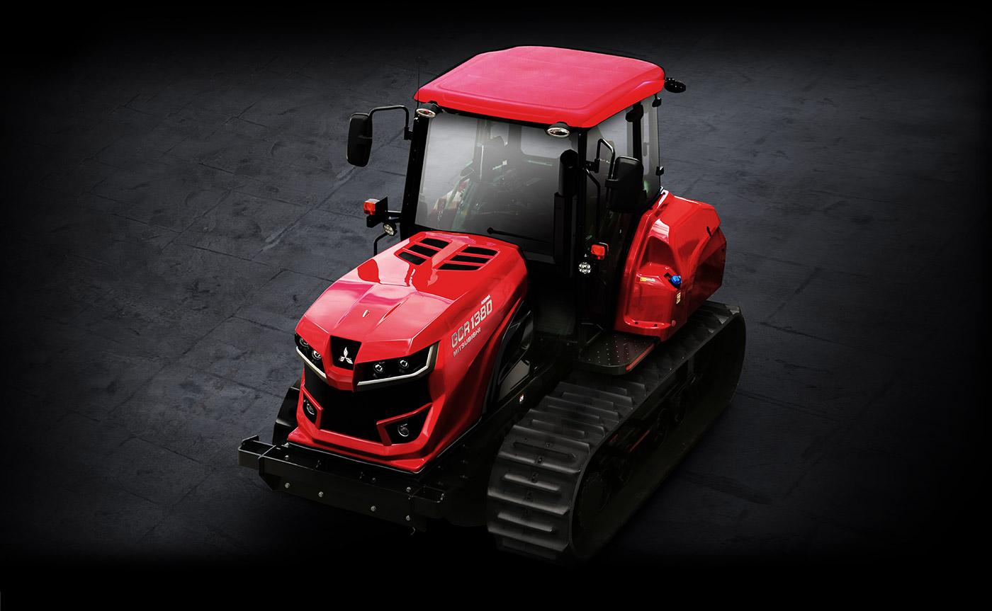 三菱農業機械 トラクタGCR